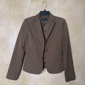 BCBGMAXAZRIA | Brown Jacket Size small